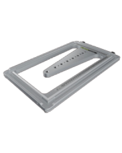 Lignatool zwaluwstaart pen sjabloon LT060