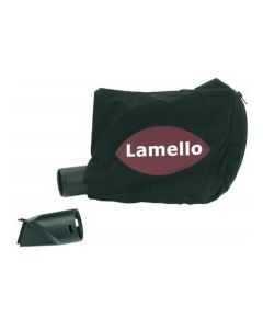Lamello katoenen stofzak met adapter voor afzuiging ⌀ 36 mm