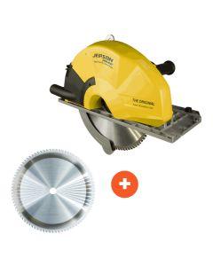 JEPSON Metaal cirkelzaag 8320, Super Hand Dry Cutter 8320