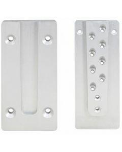 Pitzl zwaluwstaartverbinder metaal/beton 150/120x300x25mm