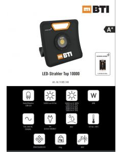 BTI LED lamp top10.000 (Wireless)