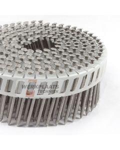 Coilnails 2.5x45 Lenskop/ring/RVS (jobbox 1.200)