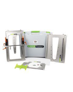Lignatool zwaluwstaartfreesmal  LT080(SR) Standaardpakket
