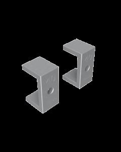 Lignatool Penmodule afstandclips voor 40 mm penbreedte (Set 2 Stuks)