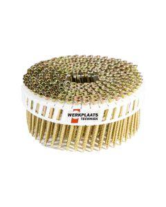 Nail screws op rol 2.8x45 GALVA TORX 15 (jobbox 1200)