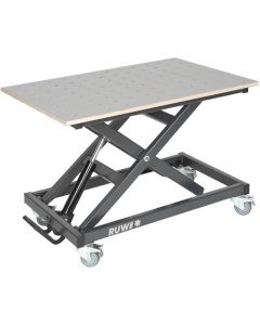 Ruwi Werktafel HPL gatenwerkblad