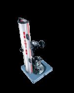 Mafell boorstation BST 320 met parallelaanslag, kopieerinzet, sjabloonboor